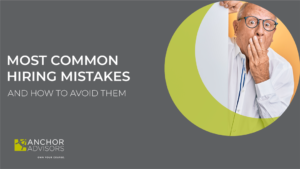 Here's the list of 10 common hiring mistakes and how to avoid them. Learn the red flags to spot them, and the solutions to avoid making a costly bad hire.